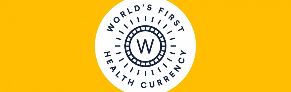 WELLCOIN LAUNCHES THE WORLD'S FIRST HEALTH CURRENCY