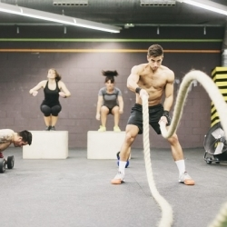High Intensity Interval Training: May The Force Be With You