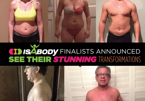 Meet Our Inspirational 2015 Celebration IsaBody Challenge® Finalists!